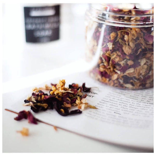 Jasmine & Rose Bath Tea