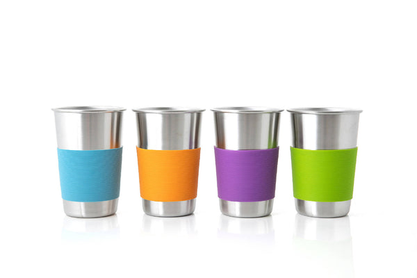 Assorted Color Cup for Bigger Hands 4pack