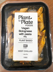 Vegan Plant Based Bolognese with Pasta 300g