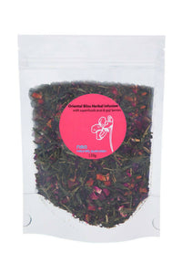 Neo ACAI BERRIES & GOJI BERRIES TEA 120G REFILL PACK - ORIENTAL BLISS TEA