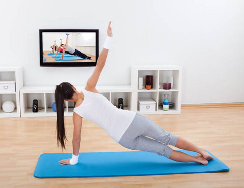 1 Week of Unlimited Online Pilates Mat Classes