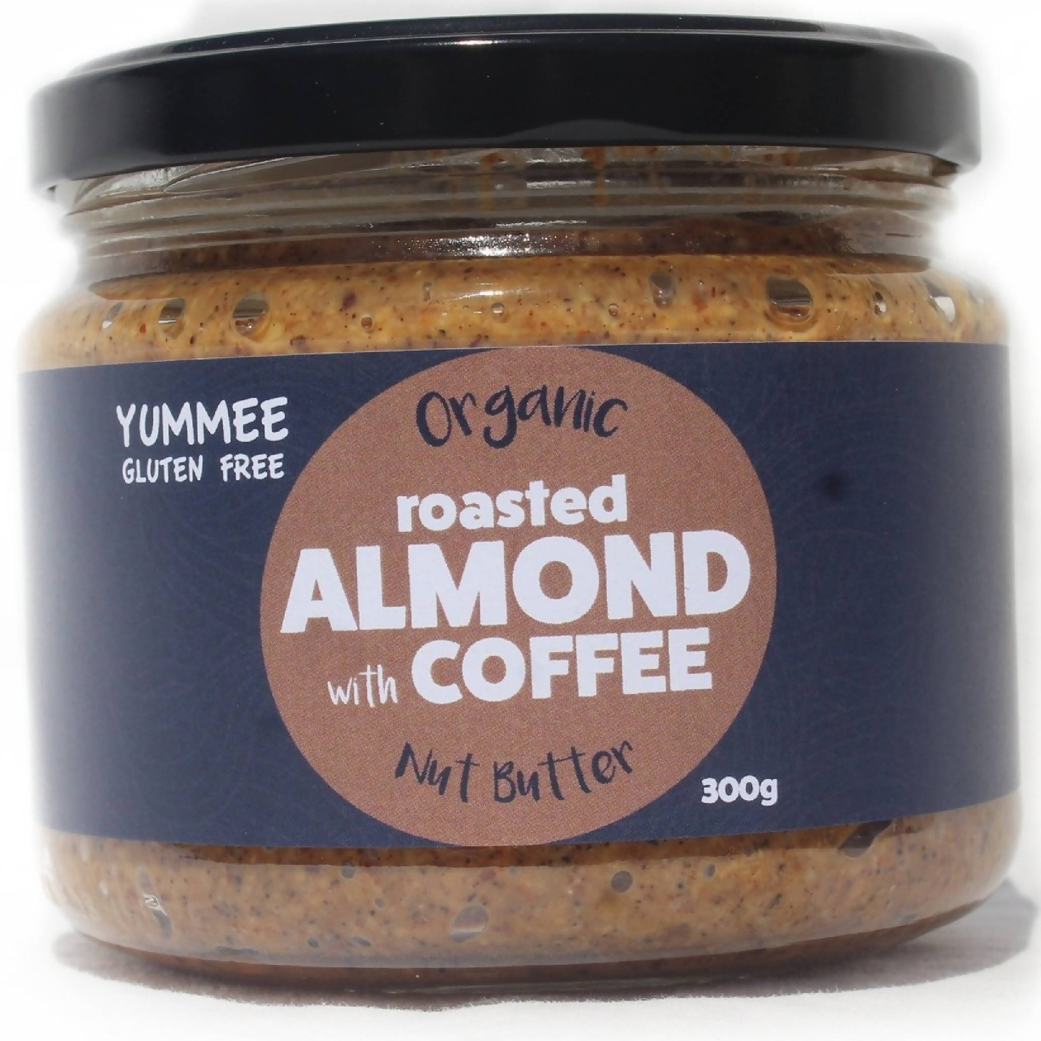 Almond and Coffee Nut Butter