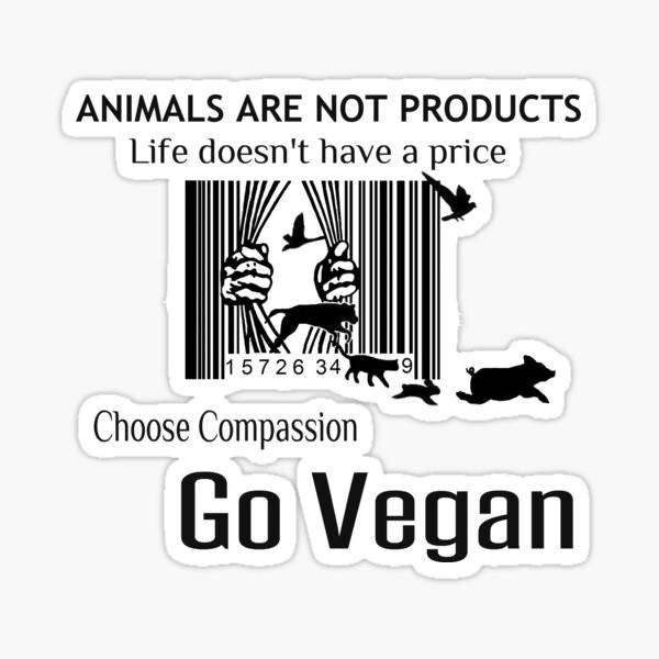 Vegan #2 - Sticker