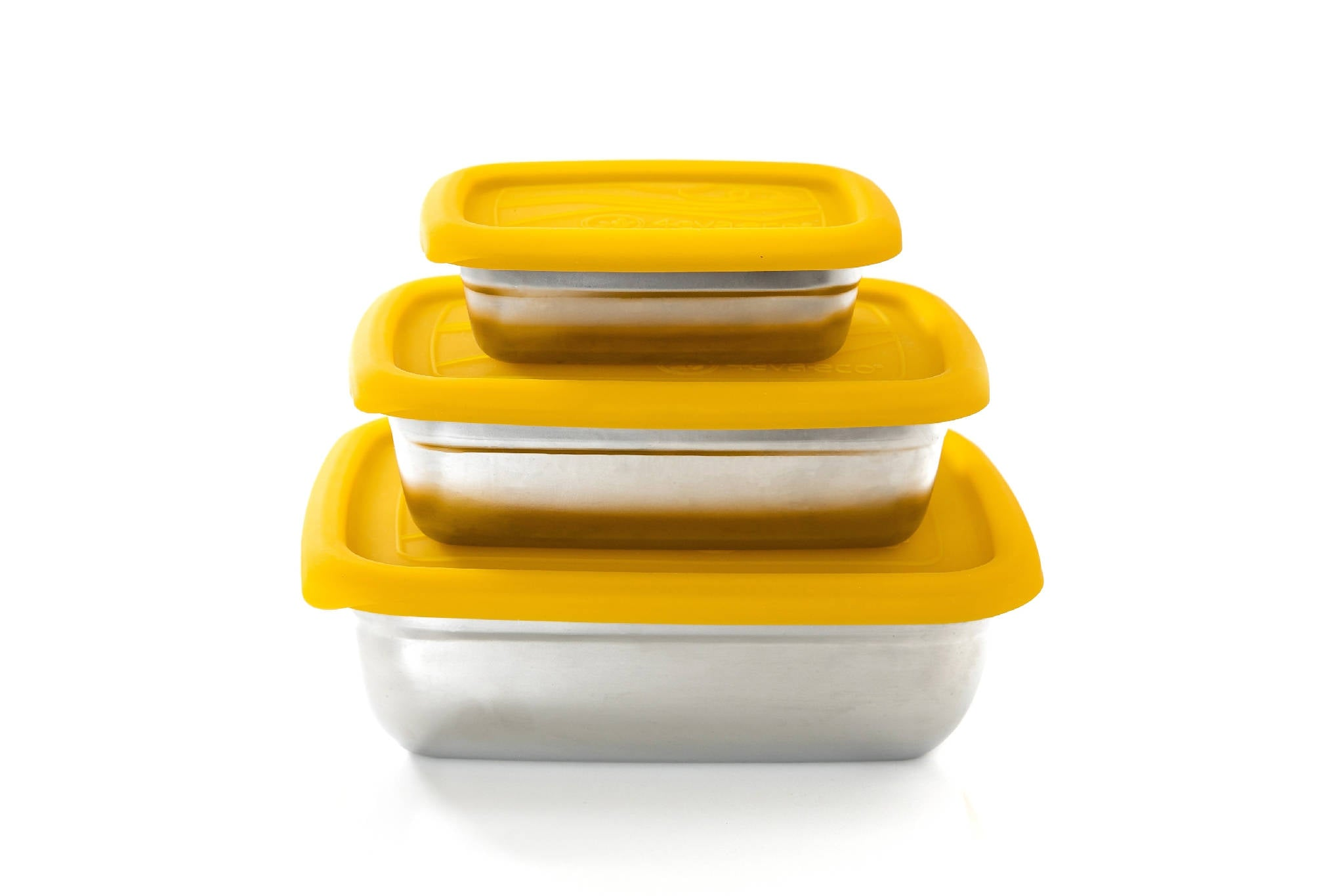 Stack n Nest Food Containers Trio