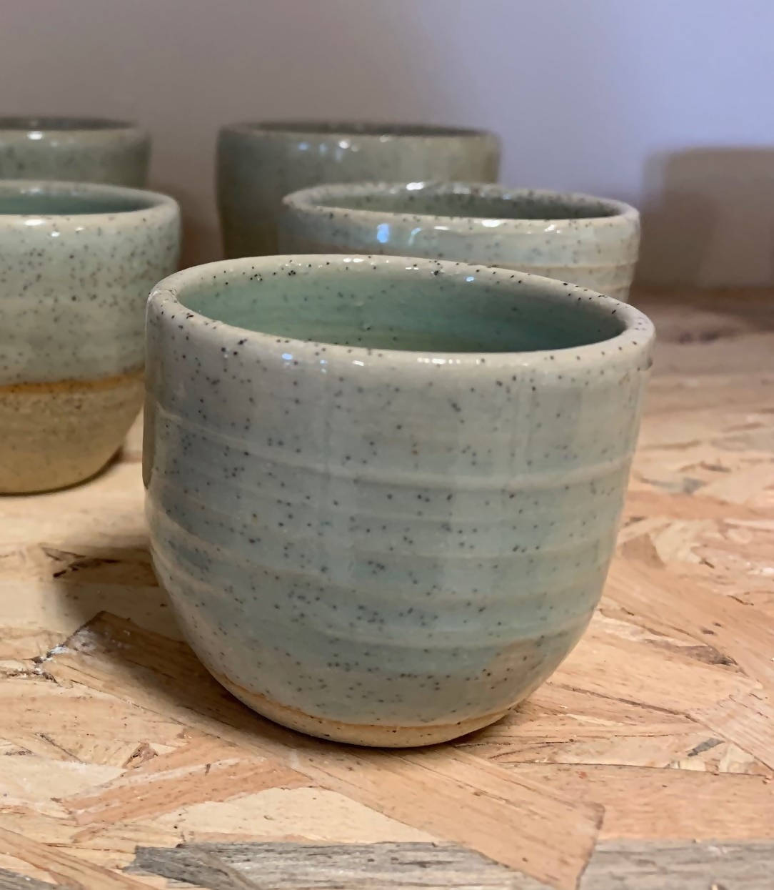 Handmade ceramic keep-cup - 4oz Piccolo