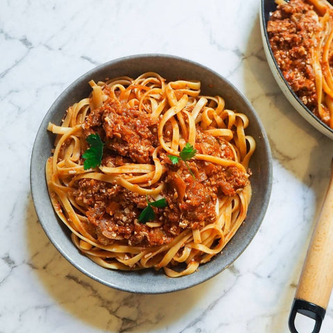 Sunflower Seed Bolognese