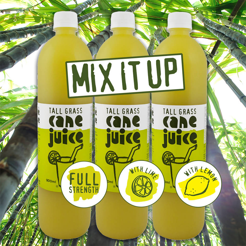 MIX IT UP - Pack of 3 bottles
