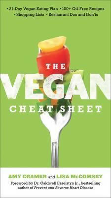 Vegan Cheat Sheet by A McComsey & L Cramer