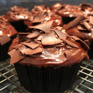Death by Chocolate Cupcake (Dozen)