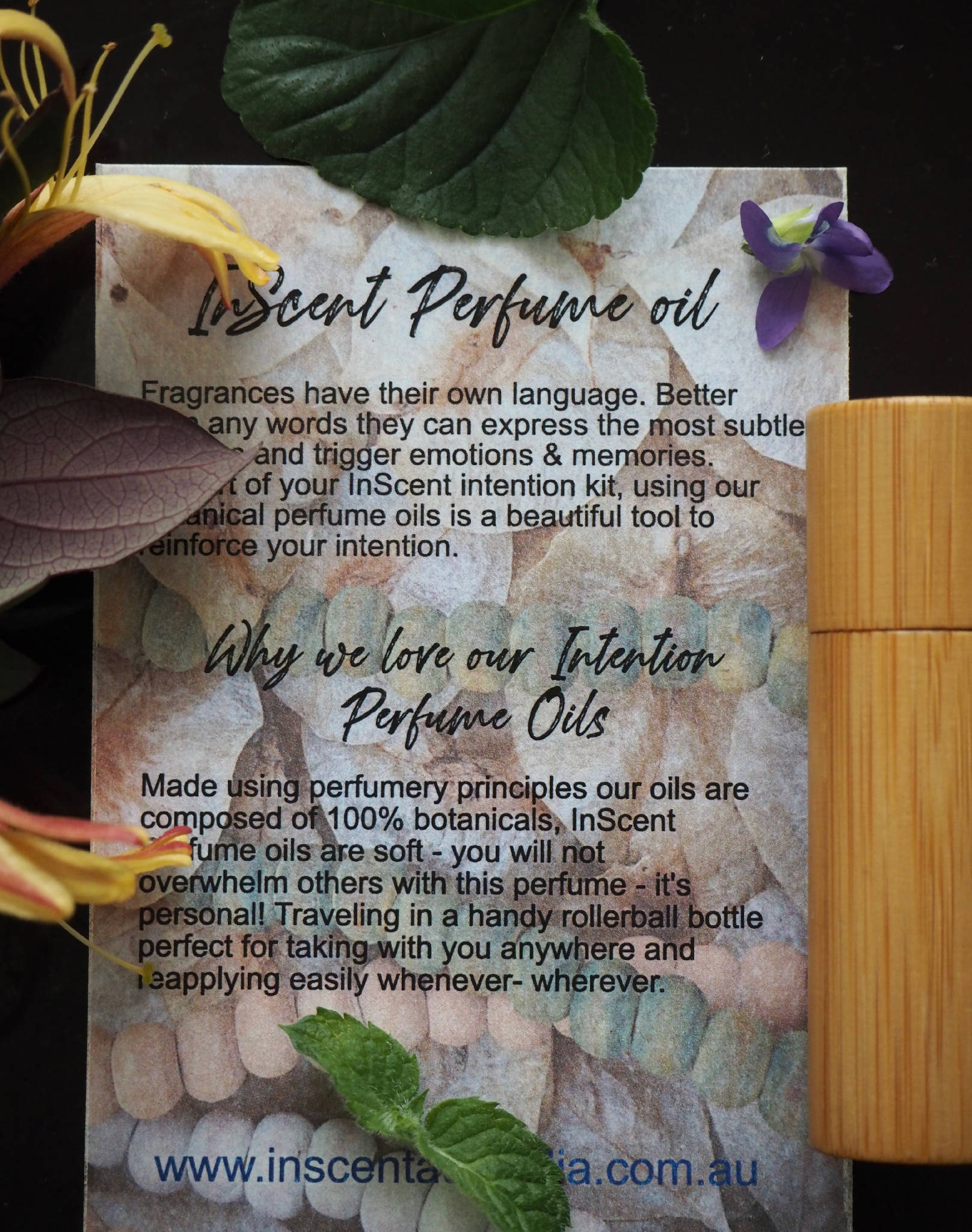Botanical Perfume Oil Song