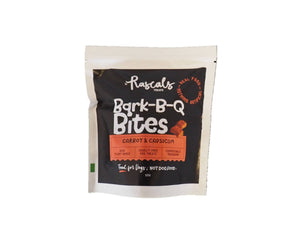 Bark-B-Q Bites - Carrot and Capsicum Dog Treats