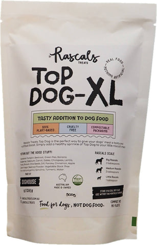 Top Dog-XL - Meal Booster 500g