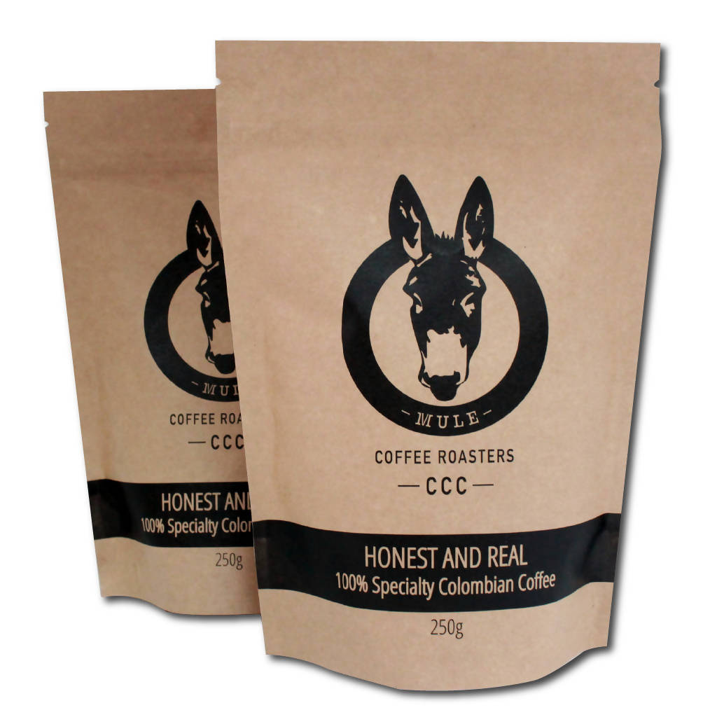 Coffeeteur Combo - 2 x 250g bags of Signature Blend