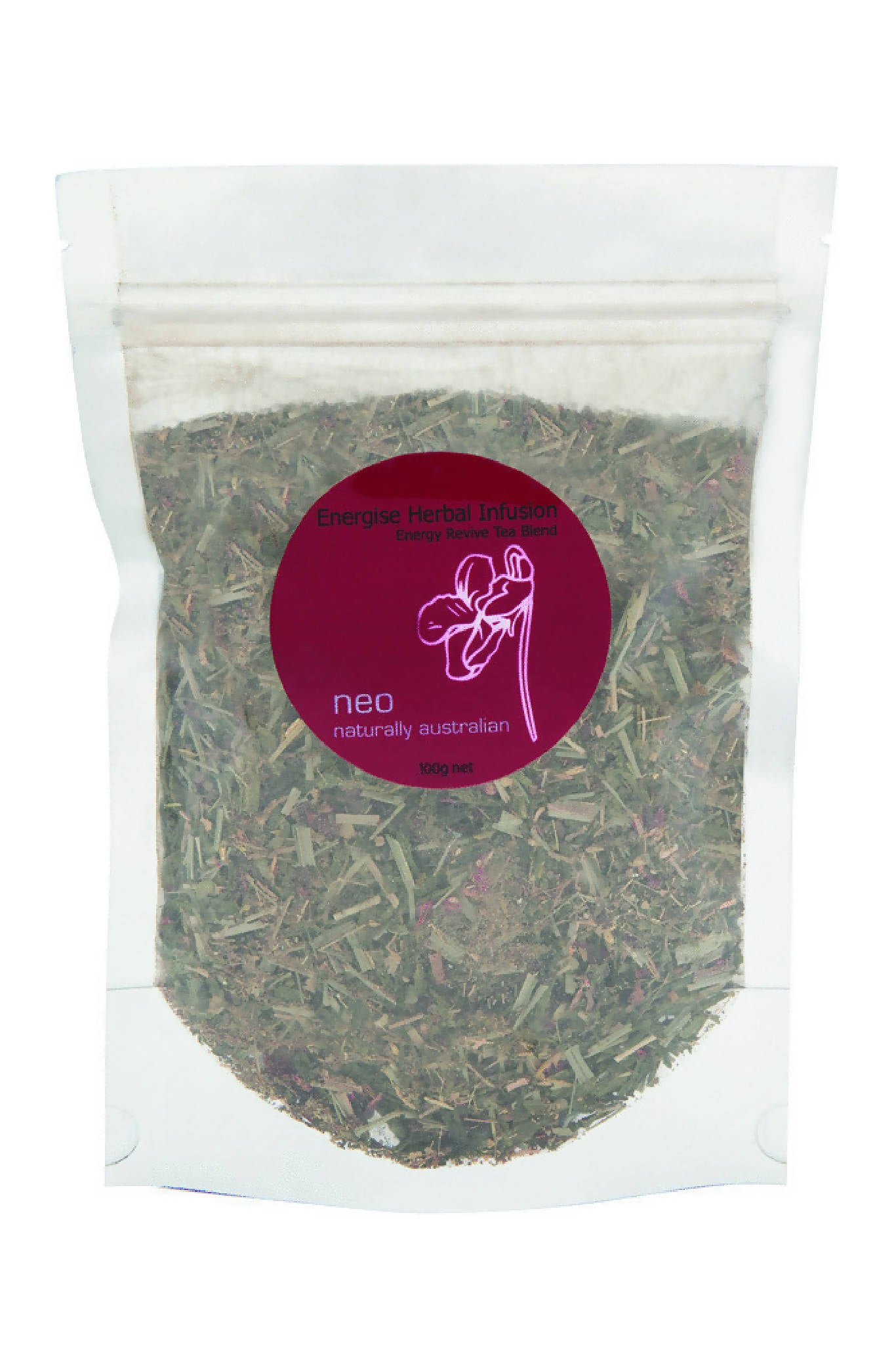 Neo ENERGY REVIVE HERBAL TEA BLEND - 100G REFILL