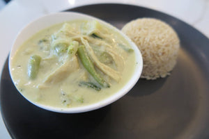 Vegan Family Meals 500g Thai Green Curry