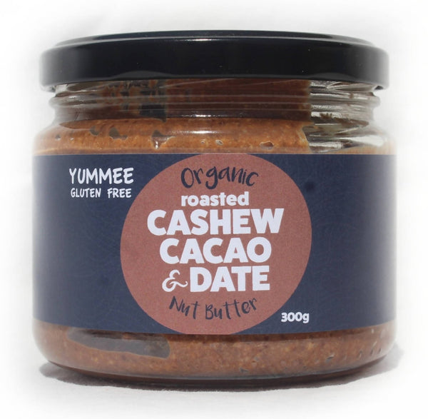 Cashew, Cacao and Date Nut Butter