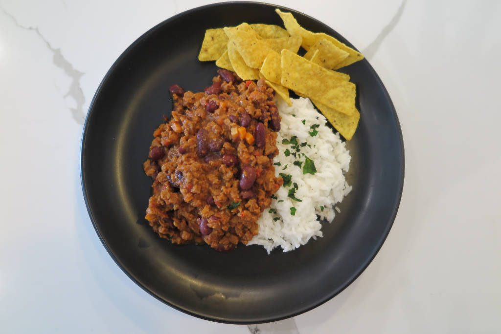 Vegan Family Meals 500g Chili Con Carne