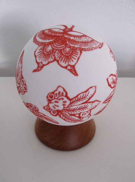 Porcelain Lamps - Flora and Fauna (Size: Small)