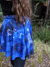 Load image into Gallery viewer, Starry Night Pocket Skirt, MADE TO ORDER