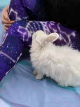 Load image into Gallery viewer, Galaxy Merbunny Leggings (Made to Order)