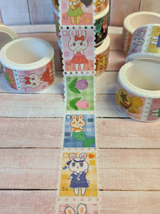 AC Stamp Washi Tape (Roll)