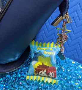 KH Paopu Drops Candy Bag Charm