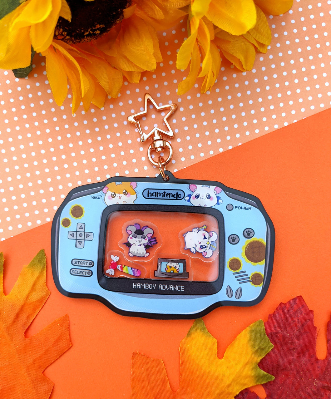 Hamtaro Heartbreak Shaker VER. 2