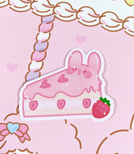 Load image into Gallery viewer, Strawbunny Sweets Sticker Pack