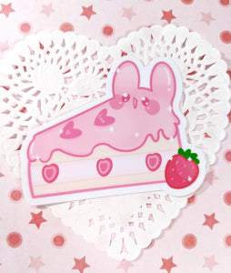 Strawbunny Sweets Sticker Pack