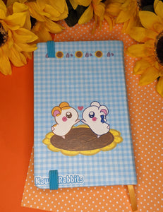 My Ham-Chat A6 Journal