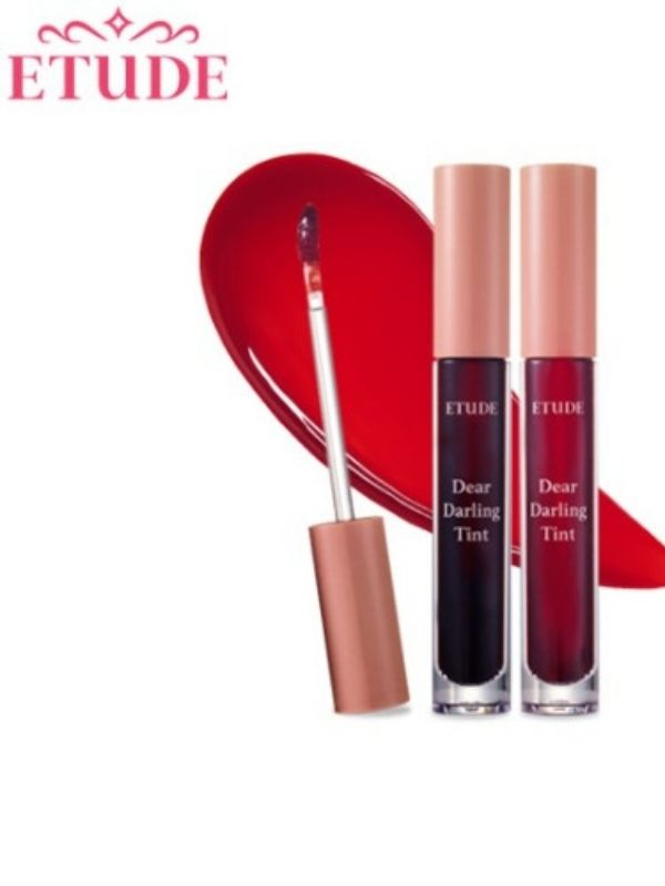 ETUDE HOUSE - Teinture de lèvres Dear Darling (Collection Romance)