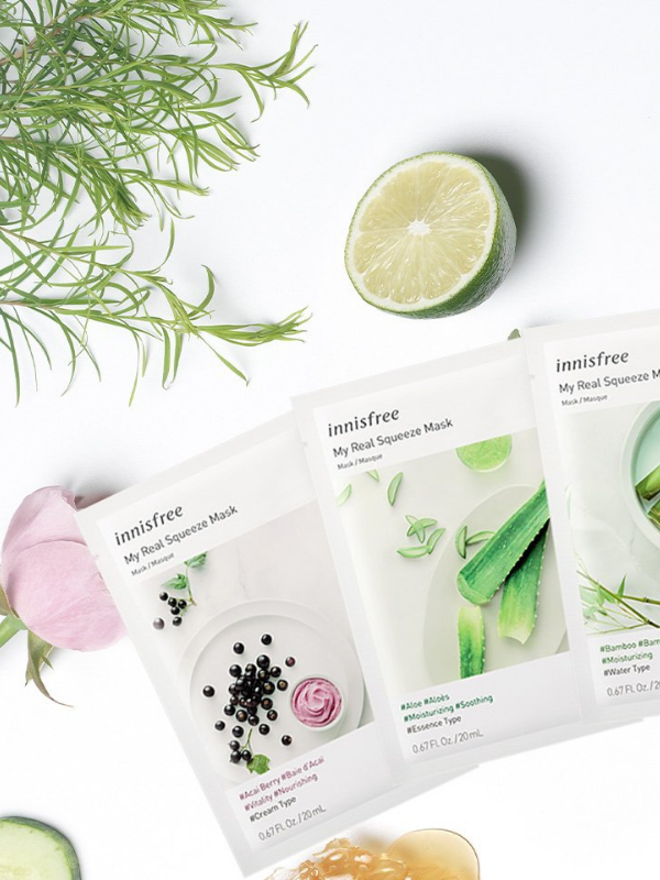 innisfree - Masque EX « My Real Squeeze »