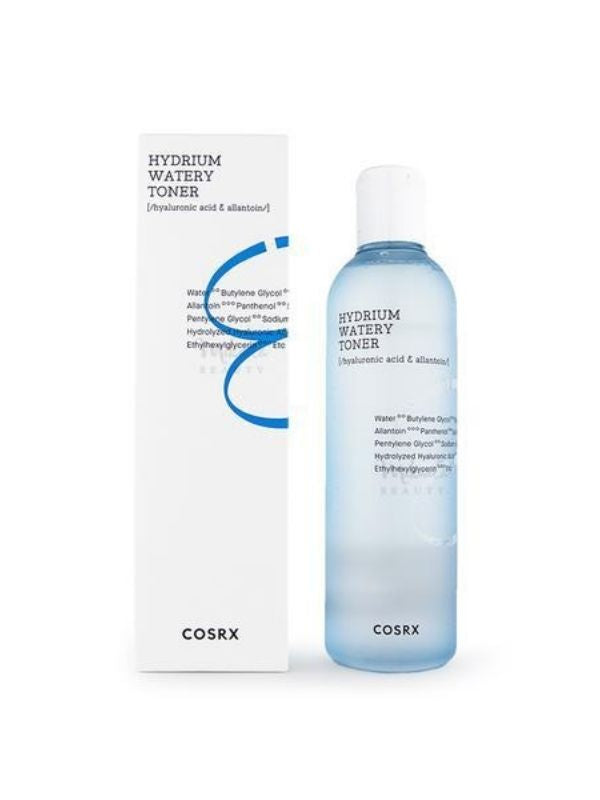 COSRX - Toner Hydrium Watery Ultra-Hydratant *NOUVELLE VERSION*