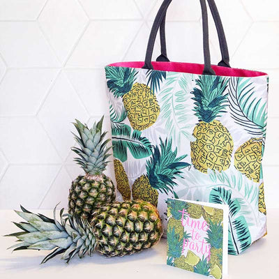 Save the planet with pineapples!