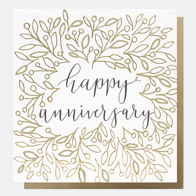gold-calligraphy-large-anniversary-card-reb008-Single Cards-1