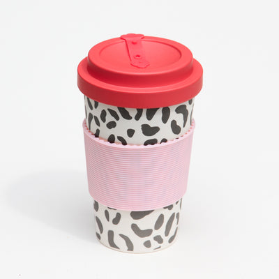 leopard-print-eco-bamboo-coffee-cup-cof102-Cups and Mugs-1