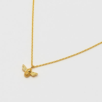 gold-plated-bee-necklace-da1626-Jewellery-1