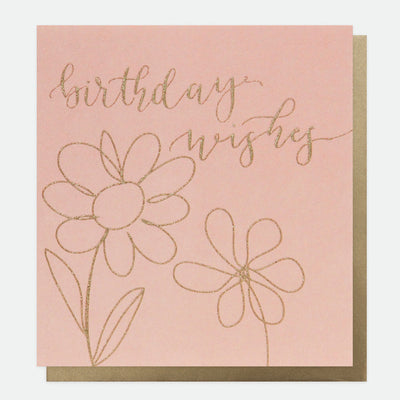 eco-glitter-flower-birthday-card-dtl002-Single Cards-1