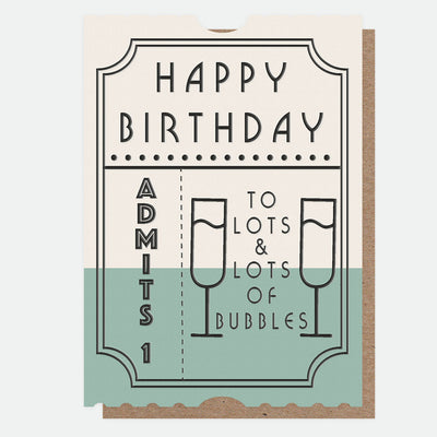 bubbles-ticket-birthday-card-jst005-Single Cards-1