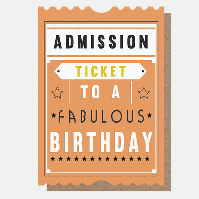 fabulous-ticket-birthday-card-jst007-Single Cards-1