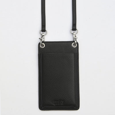 black-leather-phone-pouch-bag-da6305-Bags-1