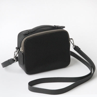 black-pony-skin-leather-top-handle-camera-bag-da6174-Bags-1