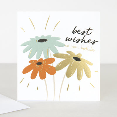 best-wishes-flowers-birthday-card-blm002-Single Cards-1