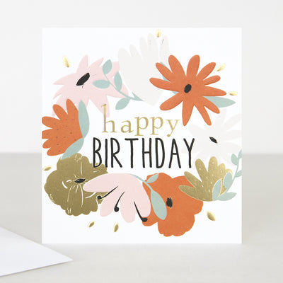 circled-flowers-birthday-card-blm006-Single Cards-1