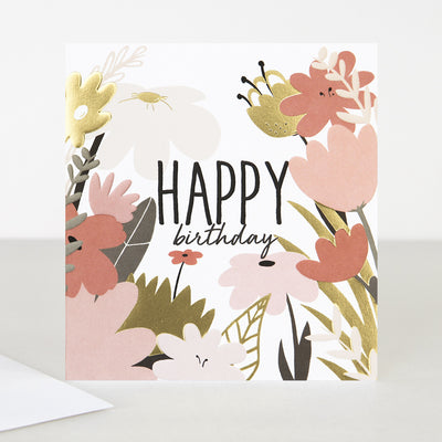 jungle-flower-birthday-card-blm007-Single Cards-1