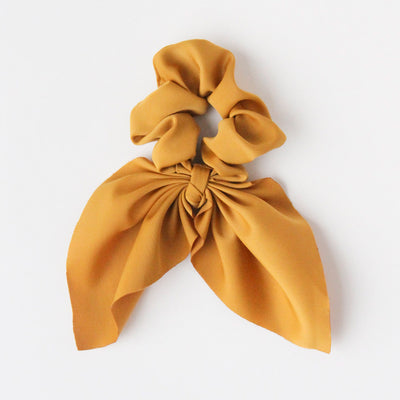 yellow-hair-scrunchie-bht103-Hair Accessories-1