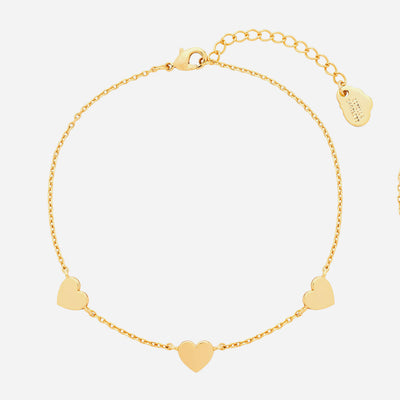 gold-plated-triple-heart-bracelet-da4990-Jewellery-1