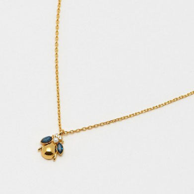gold-plated-blue-marquise-pearl-bug-necklace-da5194-Jewellery-1
