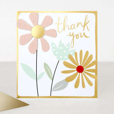 3d-daisies-thank-you-card-cin014-Single Cards-1