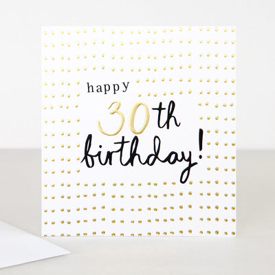 gold-30th-birthday-card-hey049-Single Cards-1